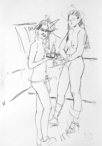 Thekenfrauen
