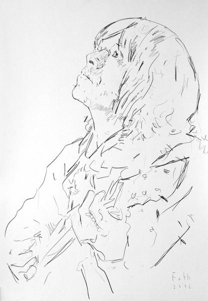 Studie zu Brian Jones II