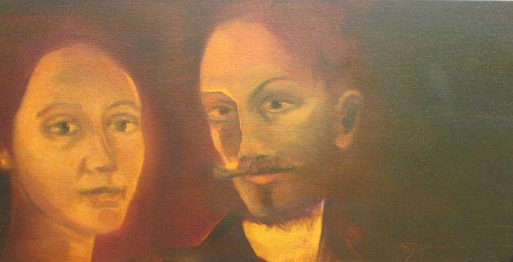 Mr and Mrs Reginald Humphries