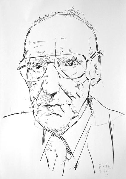 Studie zu William S. Burroughs