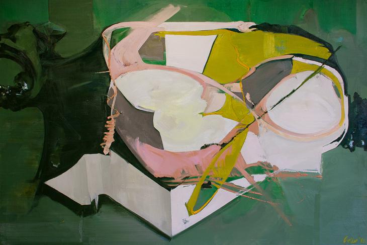 Fragilität und das Grün dazwischen N° 1