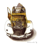 Citroën 2cv - The end