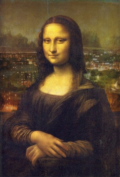 Mona Lisa 2: Out On The Town