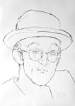 Studie zu Keith Haring
