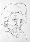 Studie zu Jean-Paul Riopelle