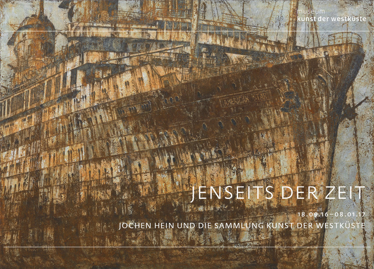 Exhibition: Jenseits der Zeit, 18.09.2016 - 08.01.2017