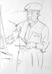 Studie zu Fernand Léger