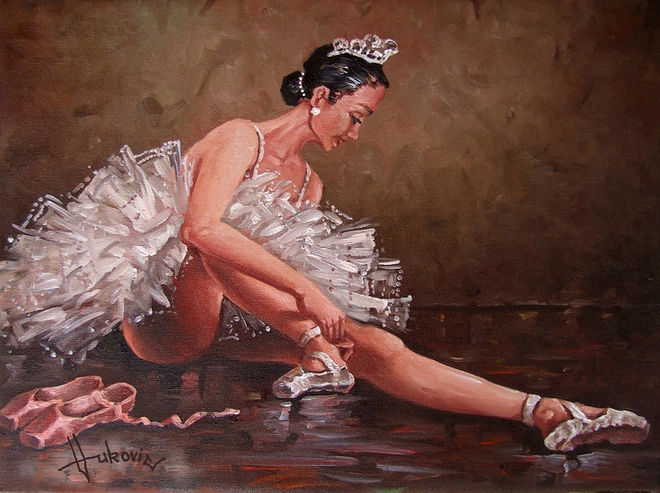 ballerina III - Natasha M.