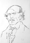 Studie zu Eugène Delacroix