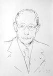 Studie zu Pierre Bonnard