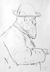 Studie zu Claude Monet III