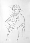 Studie zu Jean-Auguste-Dominique Ingres