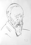 Studie zu Otto Modersohn