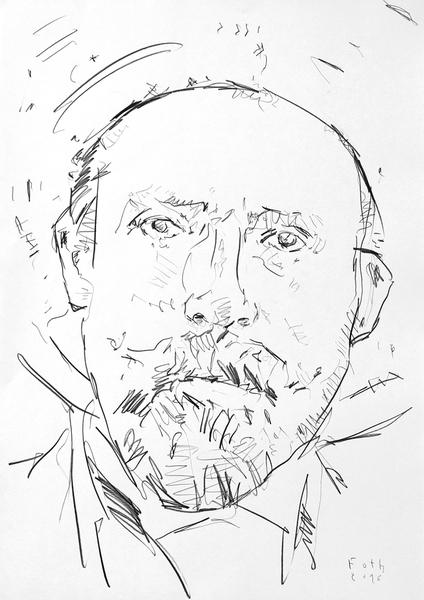 Studie zu Fritz Overbeck I