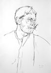 Studie zu Georges Braque II