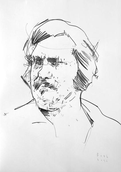 Studie zu Honoré de Balzac II