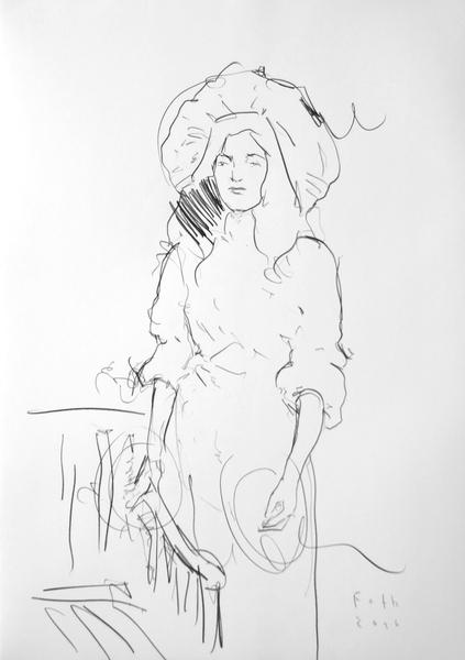 Studie zu Julie Manet