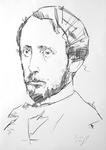 Studie zu Edgar Degas II