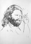 Studie zu Jim Morrison II