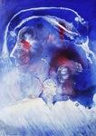 VU 137 Head in blue