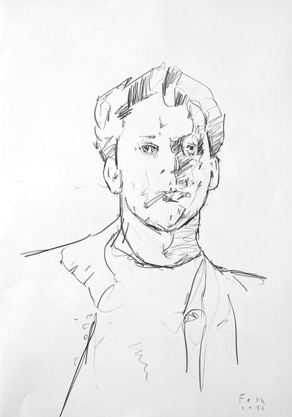 Studie zu Dylan Thomas