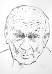 Studie zu Erich Heckel I