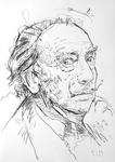 Studie zu Salvador Dalí VII