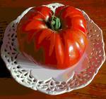 Ceci n'est pas une tomate.