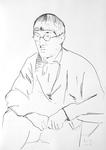 Studie zu Tsuguharu Foujita