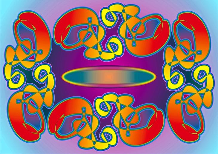 Ornamental Flow