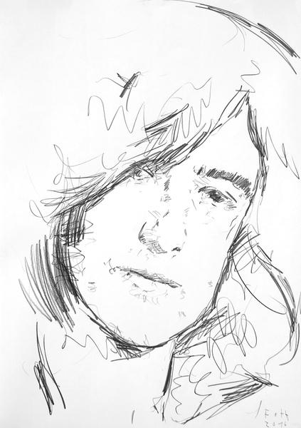 Studie zu Jimmy Page III