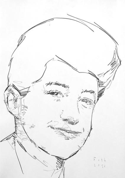Studie zu Jimmy Page II