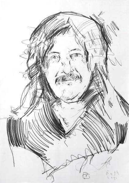 Studie zu John Bonham III