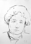 Studie zu Gabriele Münter