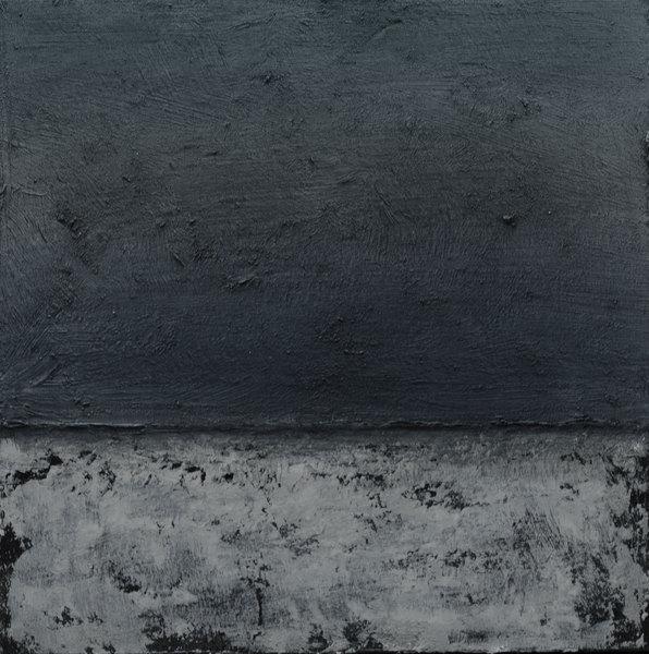 Paisaje azul /Blue landscape