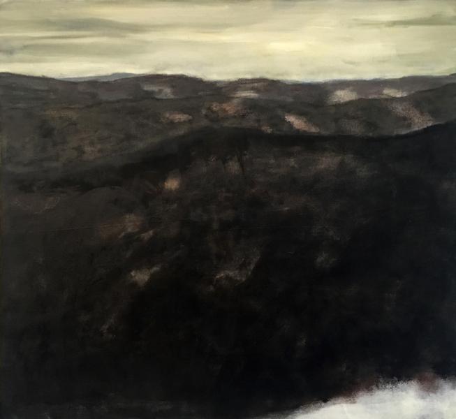 Blackhead Mountain Looking South