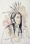 Chief Boy, Siksika (Blackfoot)