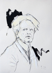 Klaus Kinski, gereizt