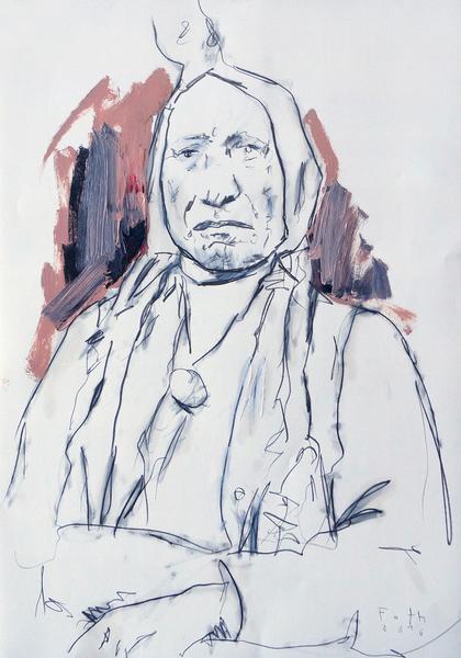 Red Cloud, Oglata Lakota Sioux