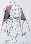 Red Cloud, Oglata Lakota Sioux