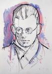 Samuel Beckett, der Künstler als junger Mann