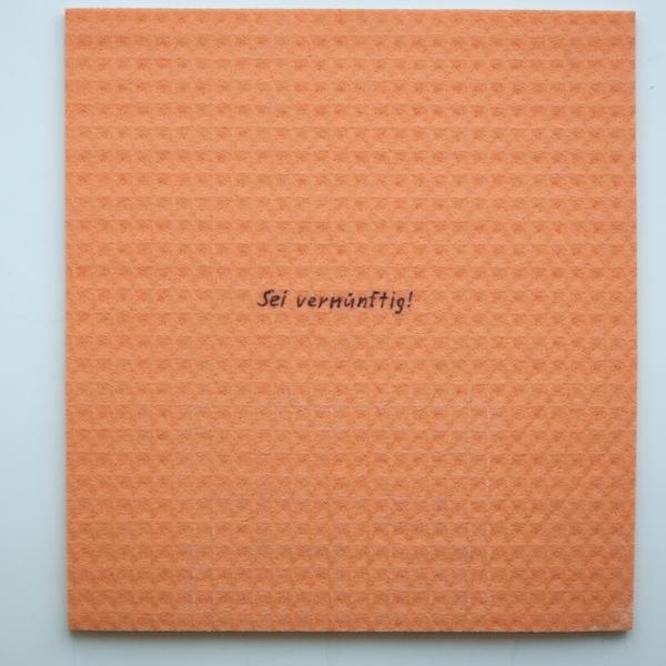 orange.Vernünftig