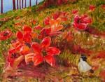 The Kapok Flowers