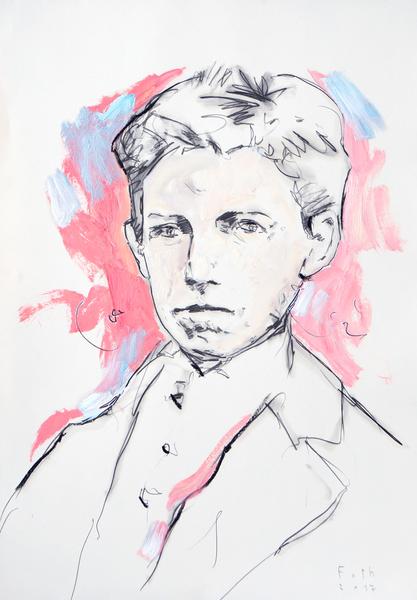 Arthur Rimbaud, der Dichter als Kind