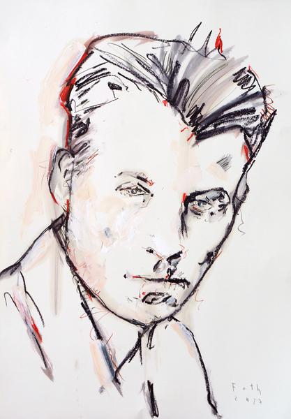 Louis-Ferdinand Céline, der Künstler als junger Mann