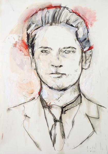 Georg Trakl, der Künstler als junger Busche