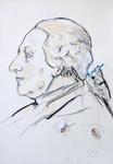 Studie zu Johann Wolfgang von Goethe I