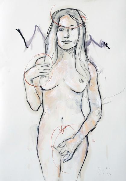 Weiblicher Akt, Februar II