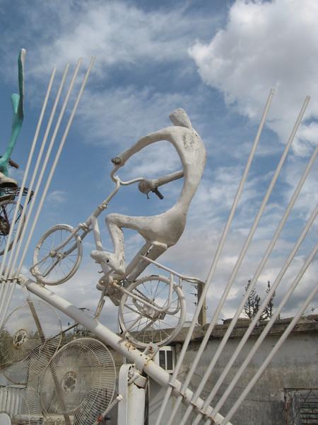 Acrobat by Shimon Drory