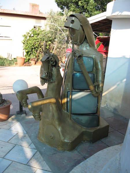 Don Quixote2  by Shimon Drory